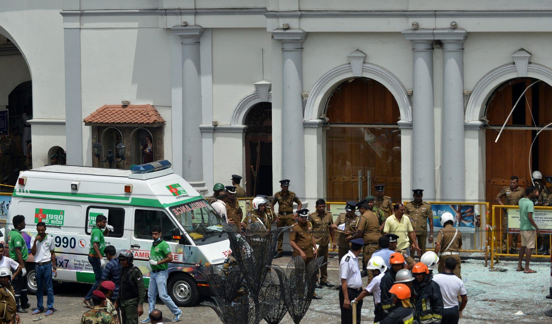 Attentati Sri Lanka, tra vittime donna residente a Catania
