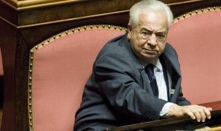 Giuseppe Ciarrapico morto