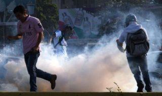 golpe venezuela ferito
