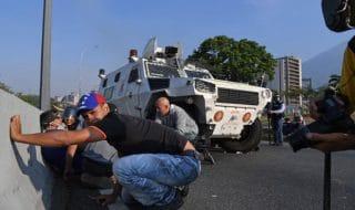 golpe venezuela news