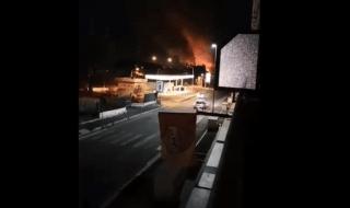 incendio discarica roma m5s
