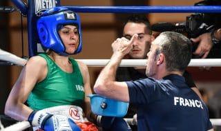 iran donna pugile arresto
