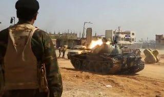 libia bombardamenti tripoli