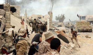 libia raid haftar tripoli