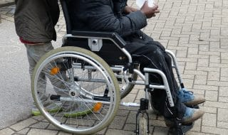 marocchino disabile torino