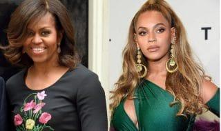 Michelle Obama Beyoncè