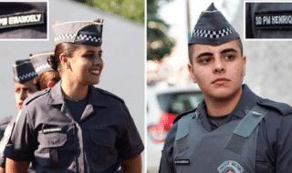 poliziotto trans