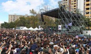 concerto primo maggio 2019 Taranto cantanti