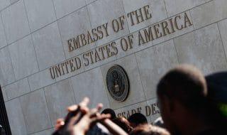 spari ambasciata usa haiti