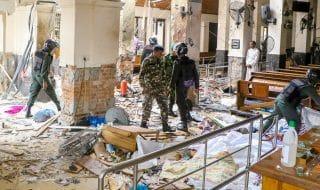 sri lanka attentati rappresaglia musulmani