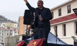 turchia sindaco comunista
