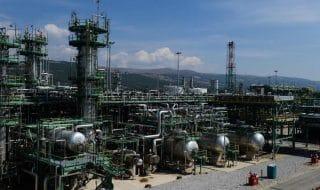val d'agri petrolio