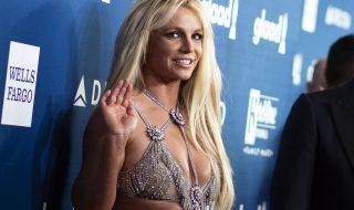 Britney Spears oggi
