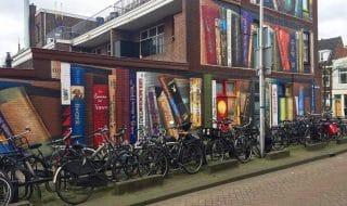 murales libreria utrecht