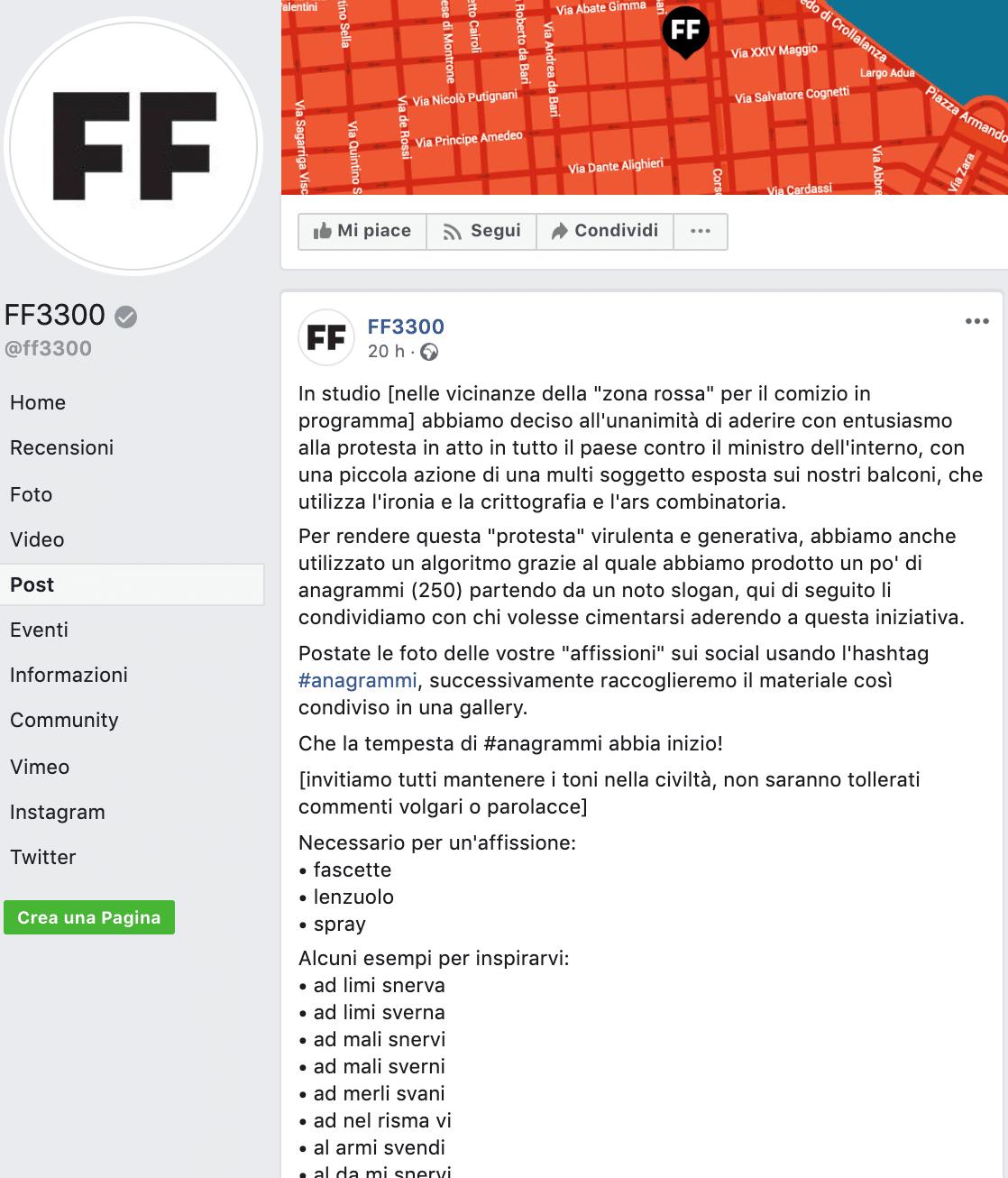 Anagrammi Bari Salvini