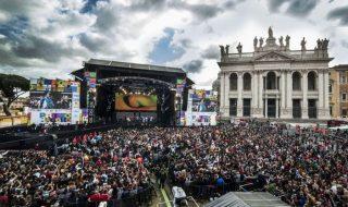 Concerto primo maggio roma scaletta