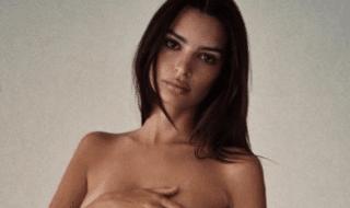 Emily Ratajkowski nuda instagram