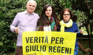 Giulio Regeni genitori lettera Al Sisi