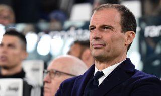 Juventus Allegri addio