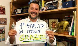 La Bestia Salvini