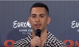 Mahmood Eurovision