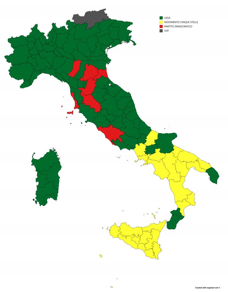 Salvini Europee