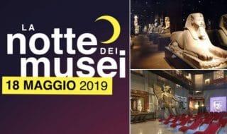 Notte dei Musei 2019 Torino