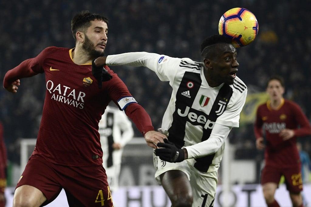 Roma Juventus diretta