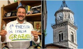 Europee 2019 Frosinone capoluogo leghista