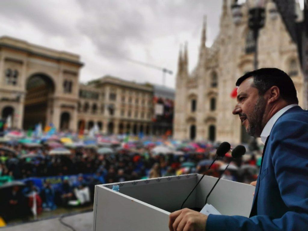 Salvini Milano
