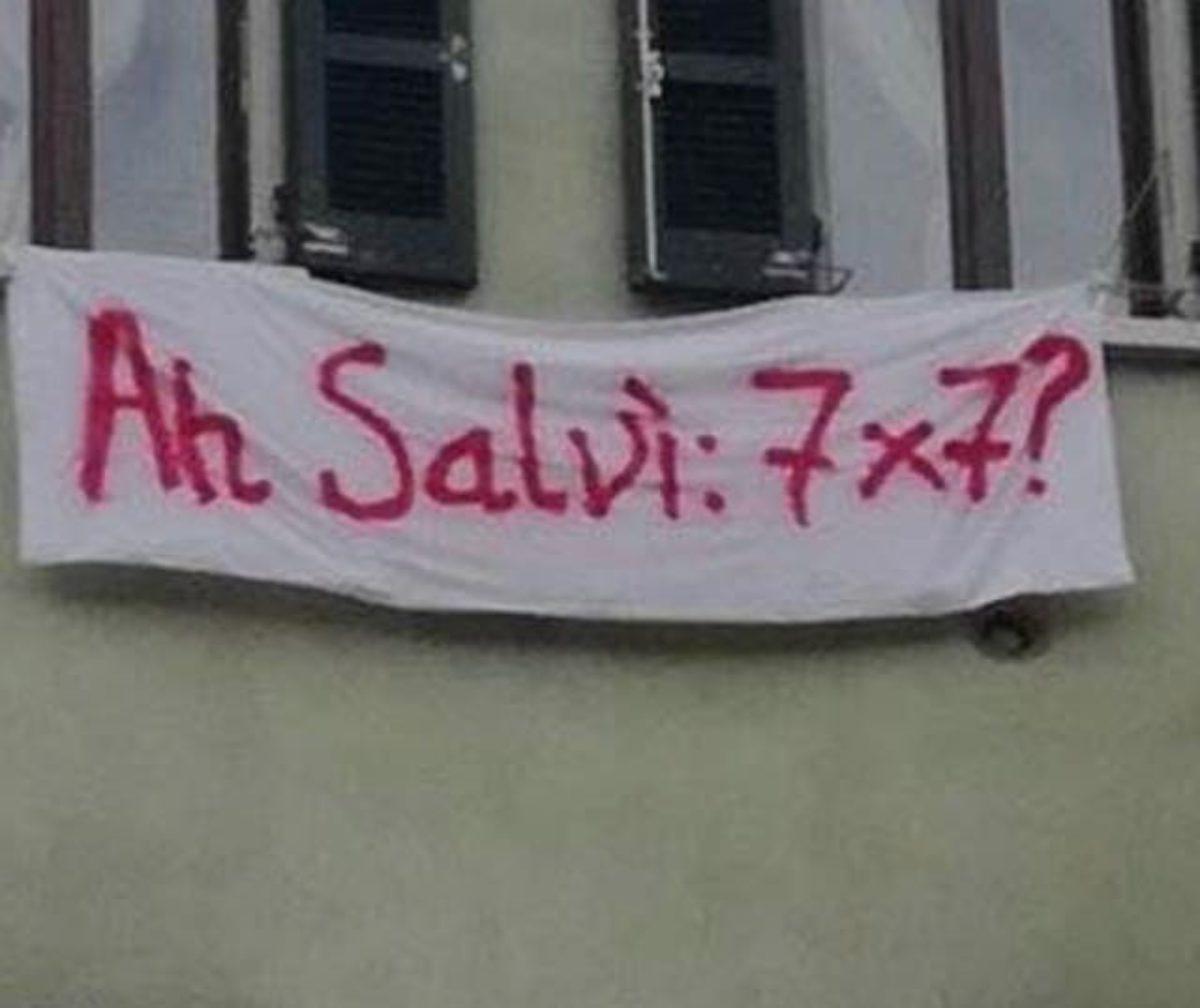 Salvini Milano 18 maggio
