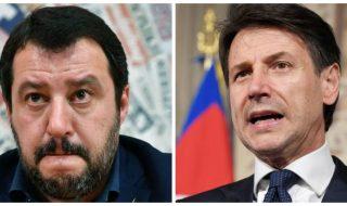 Salvini-decreto-sicurezza-bis-pronto-Conte-Cdm-prossima-settimana