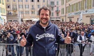 Salvini viaggi aerei polizia