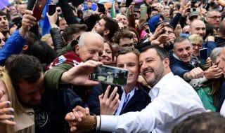 Salvini viola silenzio elettorale