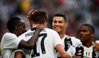 Sampdoria Juventus streaming