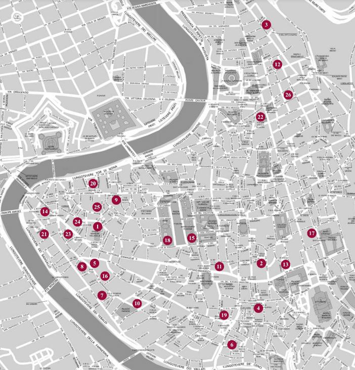 Cortili aperti Roma 2019