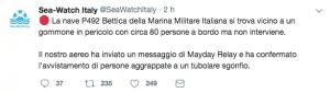 https://twitter.com/SeaWatchItaly/status/1131559508961058817