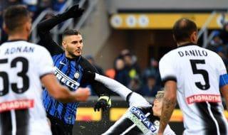 Udinese Inter probabili formazioni