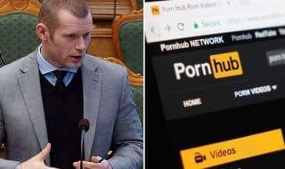 candidato danese pornhub