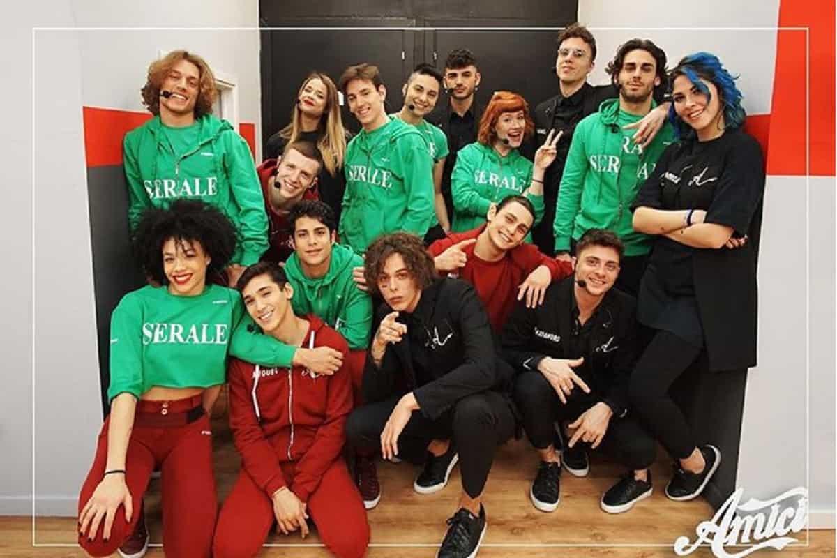 amici 2019 finalisti