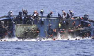 tunisia naufragio migranti