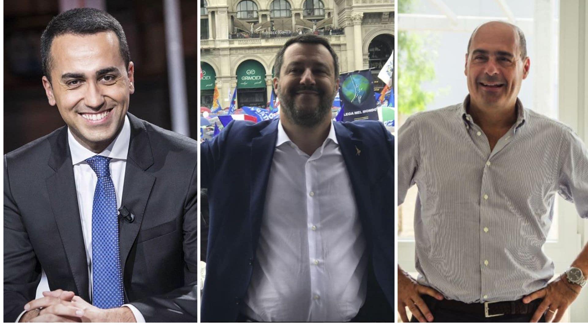 Elezioni europee. Esito disastroso: Lega primo partito, crollo 5 stelle, al Pd le città