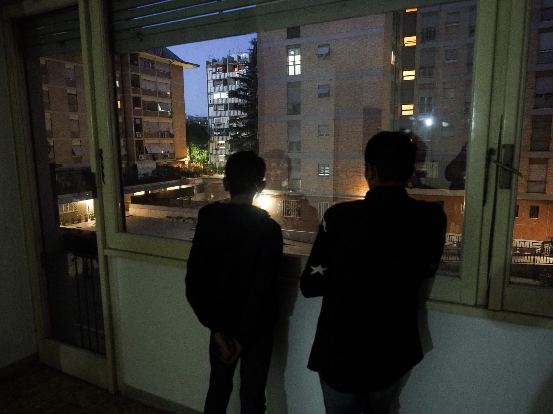 rom casal bruciato