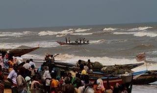 ciclone fani india