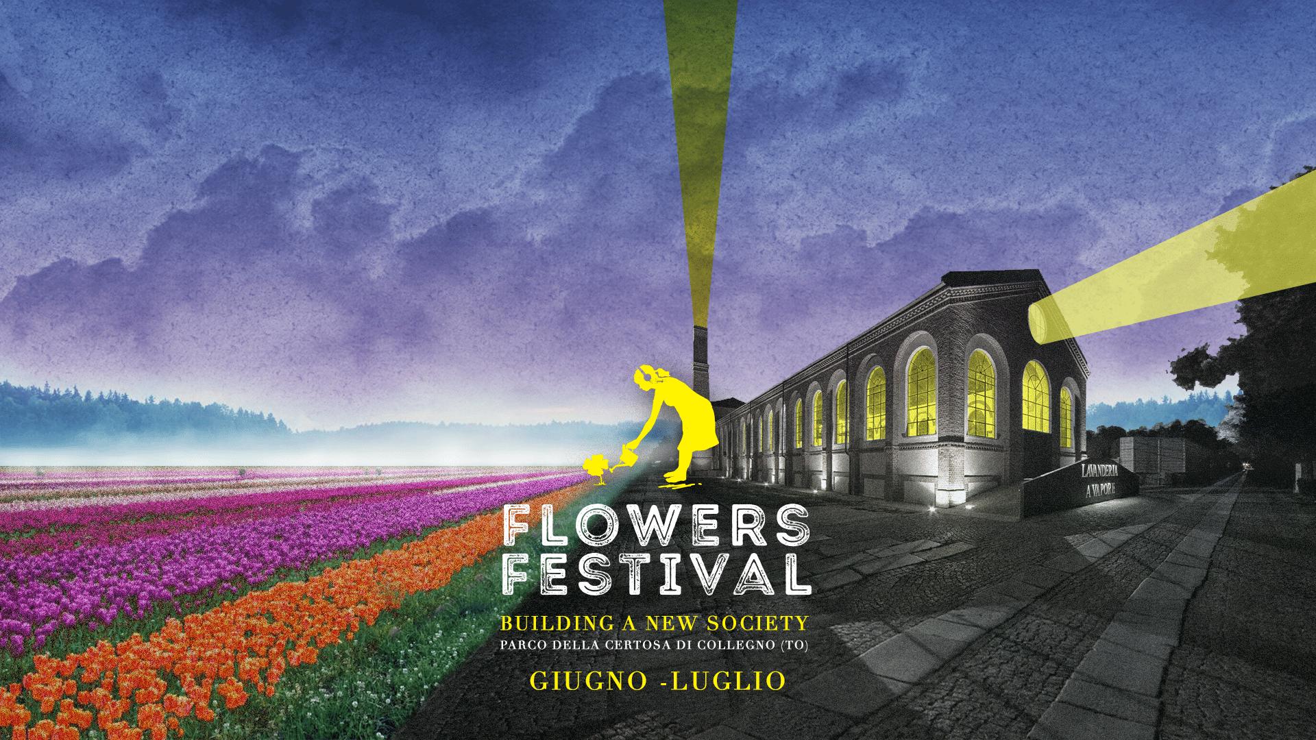 Locandina Flower Festival