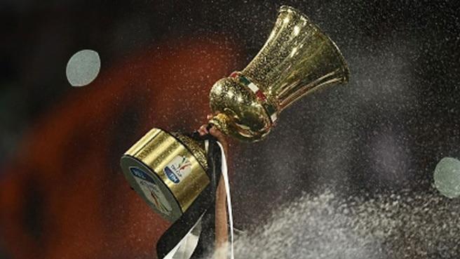 Finale Coppa Italia diretta