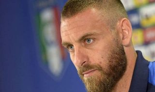 de rossi conferenza stampa streaming