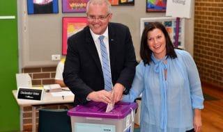 elezioni australia 2019 vincitori