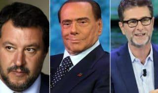 Berlusconi Fazio