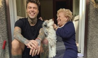 fedez nonna influencer